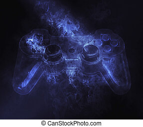 Smoke game-pad