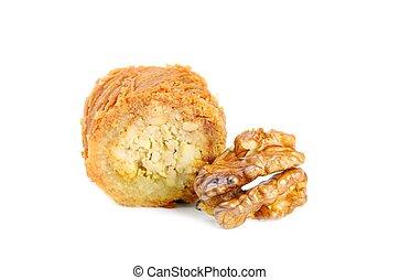 Arabic walnuts sweets