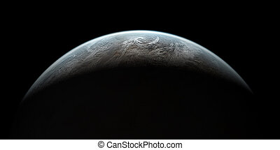 Fantasy Exo Planet isolated galaxy space Elements of this...