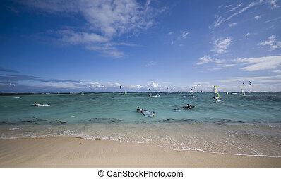 Extreme Mauritius - kiting and windsurfing in Mauritius