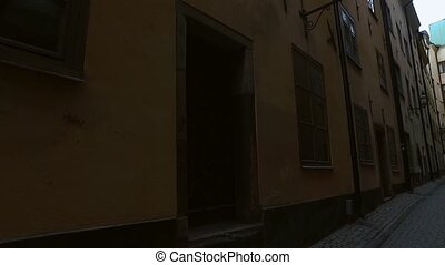 Gamla Stan, Old Town In Stockholm - Gamla Stan,The Old Town...