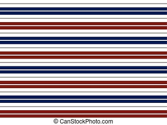 Red Blue White Gray Stripes Background