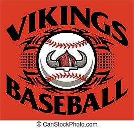vikings baseball