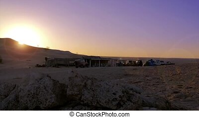 4x4 sahara adventure - exploring sahara desert by off-road...