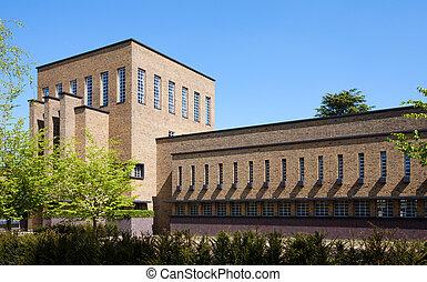 School building - School building in Amersfoort, The...