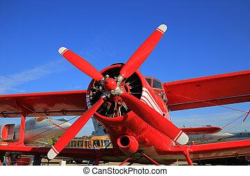 Biplane Antonov An-2