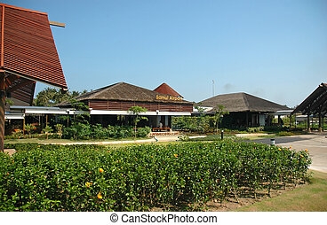 Samui airport - Airport on the island of Koh Samui, Thailand