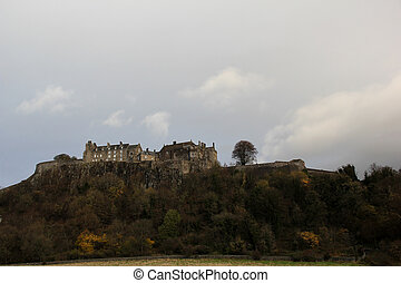 Stirling Castle Scotland - Historic Stirling Castle Central...