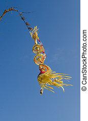 Religious tree Balinese