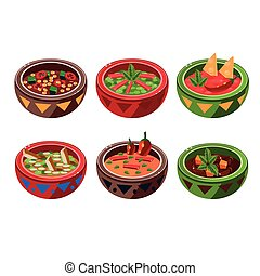 Traditional Mexican Soup Collection - Traditional Mexican...