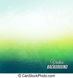 Vector vintage background with gradient - Vintage background...