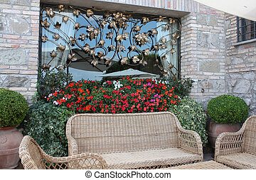 Home and Garden - Relaxation Corner - Home Garden Exteriors...
