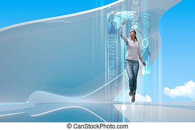 portal, futuro