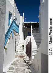 Naousa, Paros, Greece - Naousa is a village in the Cyclades...