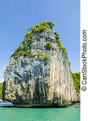 Angthong national marine park, koh Samui, Suratthani,...
