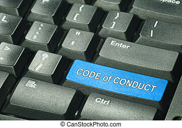 Code of Conduct - Business Concept - Code of Conduct On...