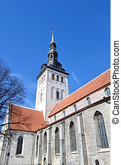 St Nicholas Church, Tallinn - St Nicholas Church in Tallinn...