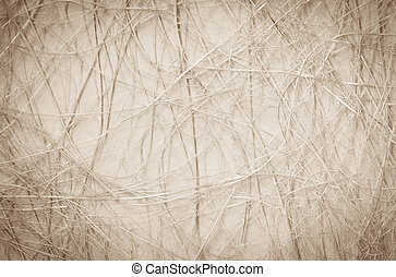 wood chips - Paper made from wood pulp.