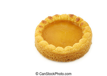 round shaped and filled fruitcake - colorful round shaped...