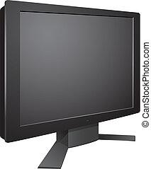 tv,  3D, suporte,  bumerang