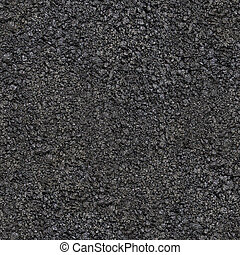 Asphalt seamless background. - Texture pattern for...