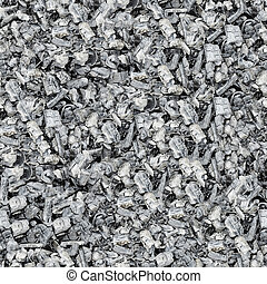 Ashes seamless background - Texture pattern for continuous...