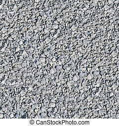 Gravel seamless background - Texture pattern for continuous...