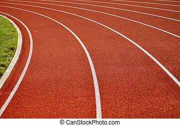 Head Start Running Track