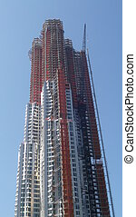 skyscrapper construction - sky scrapper constrcution and...