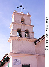 Church of the Chorro de Quevedo The Plaza del Chorro de...