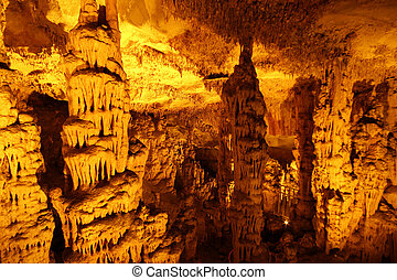 Limestone Cave Decorations