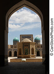madressas Samarkand