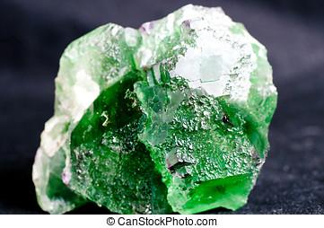 fluorita, mineral, muestra,