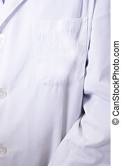 Doctor surgeon labcoat