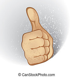 Thumb Up Gesture