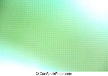 Background abstract pattern in green color