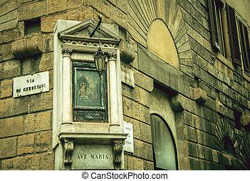 corner in florence