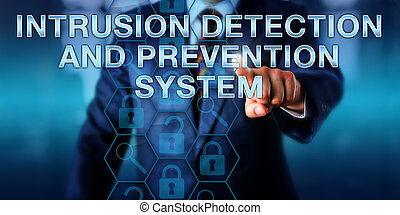Pushing INTRUSION DETECTION AND PREVENTION SYSTEM - Computer...