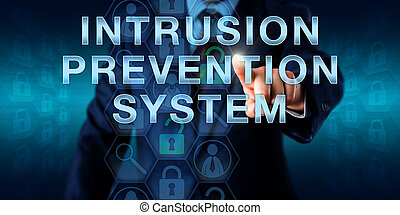 Specialist Touching INTRUSION PREVENTION SYSTEM -...