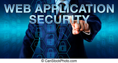 End-User Touching WEB APPLICATION SECURITY - Business...