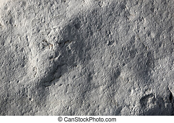 A Rock Face - A close up image of a rock face