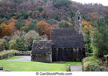 Ireland - Old church Ireland