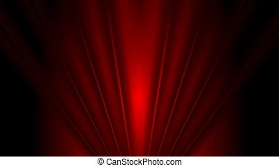 Dark red beams video animation - Abstract dark red beams...