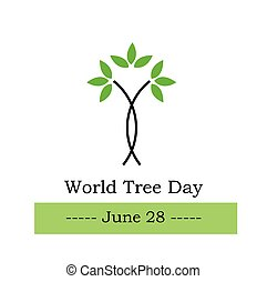 World tree day june 28