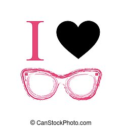 I love fashion eye wear