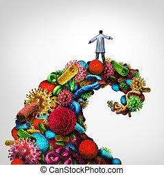 Disease Struggle - Disease struggle and immunology medical...