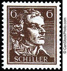 Friedrich, Von, Schiller,