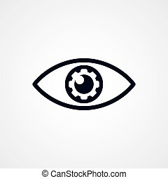 fix eye setting symbol theme