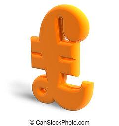 Pound sterling symbol  - Pound sterling symbol