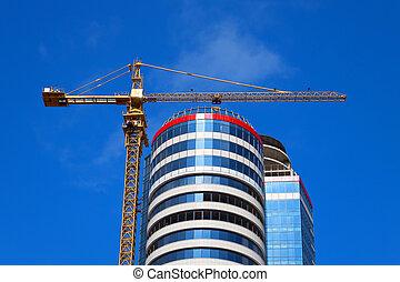 Construction concept  - Construction concept